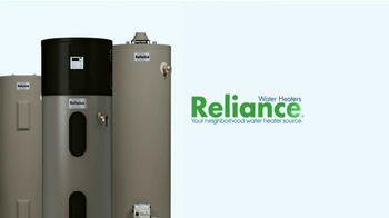 Reliance Water Heaters TV Spot, 'We All Need Hot Water' - Thumbnail 7