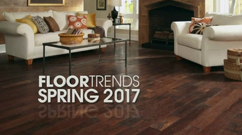 Lumber Liquidators Spring Floor Trends TV Spot, 'Spring Flooring Season' - Thumbnail 1