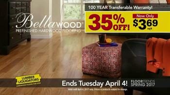 Lumber Liquidators Spring Floor Trends TV Spot, 'Spring Flooring Season' - Thumbnail 4