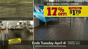 Lumber Liquidators Spring Floor Trends TV Spot, 'Spring Flooring Season' - Thumbnail 5