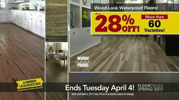 Lumber Liquidators Spring Floor Trends TV Spot, 'Spring Flooring Season' - Thumbnail 6