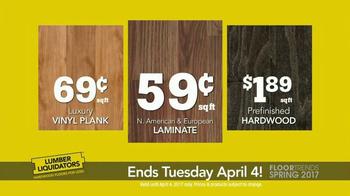 Lumber Liquidators Spring Floor Trends TV Spot, 'Spring Flooring Season' - Thumbnail 9