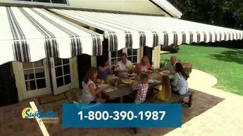 SunSetter TV Spot, 'Time Outdoors'
