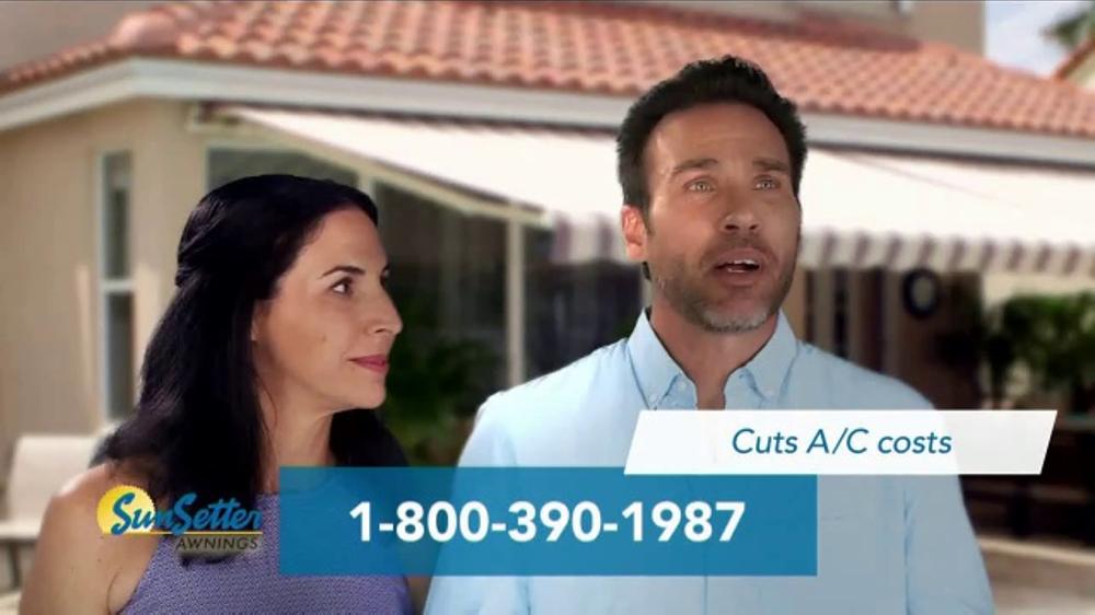 SunSetter TV Commercial, 'Time Outdoors' - iSpot.tv