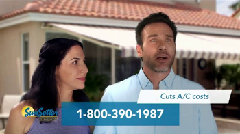 SunSetter TV Spot, 'Time Outdoors' - Thumbnail 5