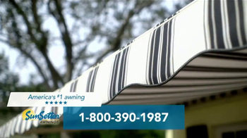 SunSetter TV Spot, 'Time Outdoors' - Thumbnail 6