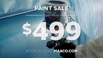 Maaco Paint Sale TV Spot, 'Embarrassed' - Thumbnail 6