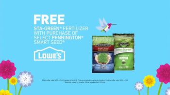 Lowe's Spring Black Friday TV Spot, 'Mulch & Fertilizer' - Thumbnail 5