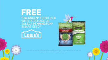 Lowe's Spring Black Friday TV Spot, 'Mulch & Fertilizer' - Thumbnail 6
