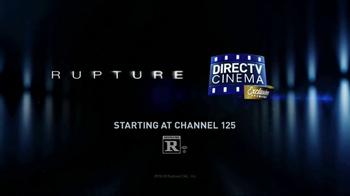 DIRECTV Cinema TV Spot, 'Rupture' - Thumbnail 7