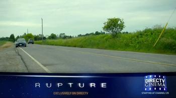 DIRECTV Cinema TV Spot, 'Rupture' - Thumbnail 1
