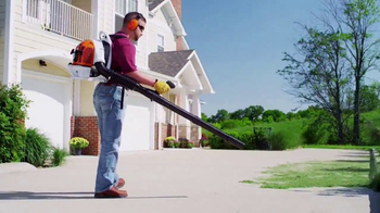 STIHL TV Spot, 'Pick Your Power: Trimmer and Blower'