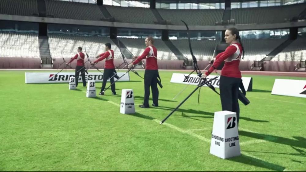 Bridgestone TV Commercial, 'Archers'
