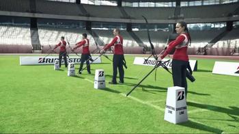 Bridgestone TV Spot, 'Archers' - Thumbnail 1