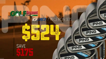 GolfDiscount.com Ping Sale TV Spot, 'Ping G30 Clubs' - Thumbnail 9