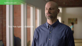 Dexcom G5 Mobile TV Spot, 'Meet Roy' - Thumbnail 1