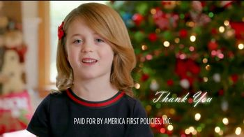 America First Policies TV Spot, 'Thank You, President Trump' - 64 commercial airings