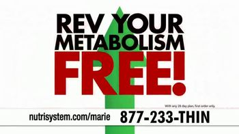 Nutrisystem TV Spot, 'Weighing You Down' Featuring Marie Osmond - Thumbnail 8