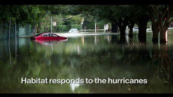 Habitat For Humanity TV Spot, 'Hurricane Response' - Thumbnail 1