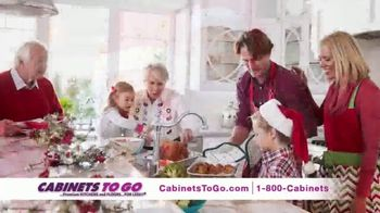 Cabinets To Go Buy More, Save More Sale TV Spot, 'Holiday: Kitchen' - Thumbnail 3