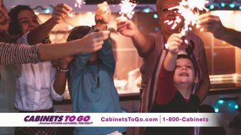 Cabinets To Go Buy More, Save More Sale TV Spot, 'Holiday: Kitchen' - Thumbnail 5