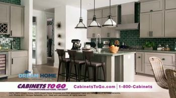 Cabinets To Go Buy More, Save More Sale TV Spot, 'Holiday: Kitchen' - Thumbnail 6