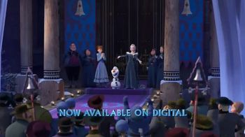 Olaf's Frozen Adventure Home Entertainment TV Spot - Thumbnail 2
