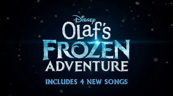 Olaf's Frozen Adventure Home Entertainment TV Spot - Thumbnail 9