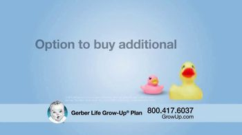 Gerber Life Insurance Grow-Up Plan TV Spot, 'Financial Head Start' - Thumbnail 6