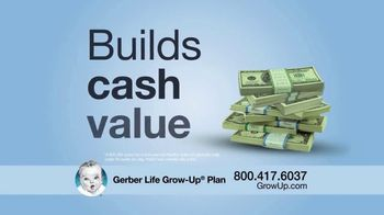 Gerber Life Insurance Grow-Up Plan TV Spot, 'Financial Head Start' - Thumbnail 8