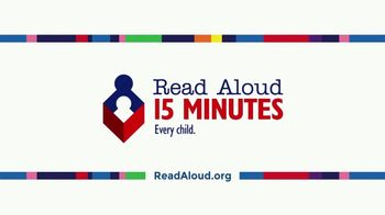 Read Aloud TV Spot, 'Read Aloud From Birth' - Thumbnail 9