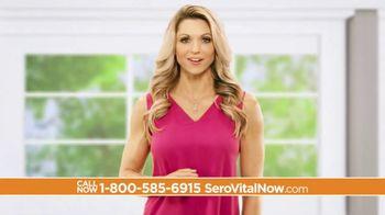 SeroVital TV Spot, 'Youth Hormone' Featuring Kim Lyons - Thumbnail 6