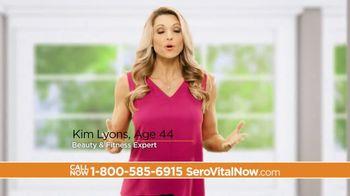 SeroVital TV Spot, 'Youth Hormone' Featuring Kim Lyons - Thumbnail 2