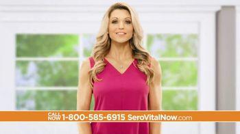 SeroVital TV Spot, 'Youth Hormone' Featuring Kim Lyons - Thumbnail 3