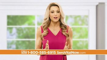 SeroVital TV Spot, 'Youth Hormone' Featuring Kim Lyons - Thumbnail 5