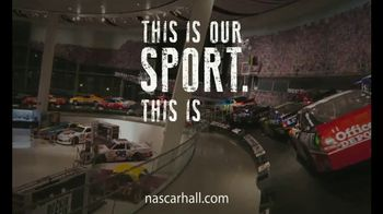 NASCAR Hall of Fame TV Spot, 'Our House' - Thumbnail 8