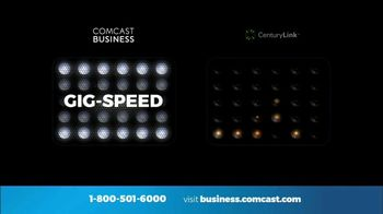 Comcast Business Gig-Speed Internet TV Spot, 'Who Delivers More' - Thumbnail 2
