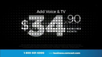 Comcast Business Gig-Speed Internet TV Spot, 'Who Delivers More' - Thumbnail 7