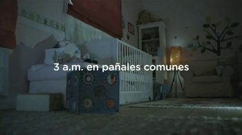 Pampers Baby-Dry TV Spot, 'Hasta tres veces más seco' [Spanish]