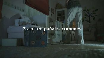 Pampers Baby-Dry TV Spot, 'Hasta tres veces más seco' [Spanish]