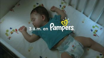 Pampers Baby-Dry TV Spot, 'Hasta tres veces más seco' [Spanish] - Thumbnail 3
