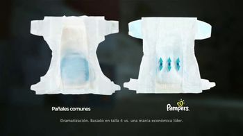 Pampers Baby-Dry TV Spot, 'Hasta tres veces más seco' [Spanish] - Thumbnail 4