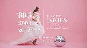 David's Bridal TV Spot, 'Be Your Own Bride: That Feeling When' - Thumbnail 9