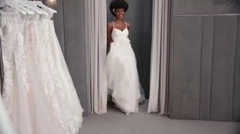 David's Bridal TV Spot, 'Be Your Own Bride: That Feeling When' - Thumbnail 2