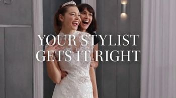 David's Bridal TV Spot, 'Be Your Own Bride: That Feeling When' - Thumbnail 4