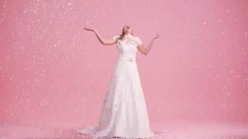 David's Bridal TV Spot, 'Be Your Own Bride: That Feeling When' - Thumbnail 8