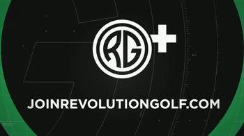 Revolution Golf RG+ TV Spot, 'Real Game Improvement' - Thumbnail 8
