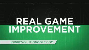 Revolution Golf RG+ TV Spot, 'Real Game Improvement' - Thumbnail 3