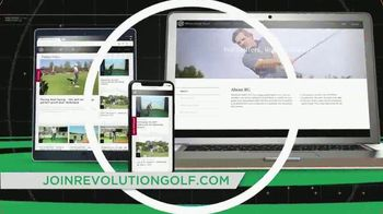 Revolution Golf RG+ TV Spot, 'Real Game Improvement' - Thumbnail 6