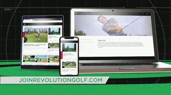 Revolution Golf RG+ TV Spot, 'Real Game Improvement' - Thumbnail 7